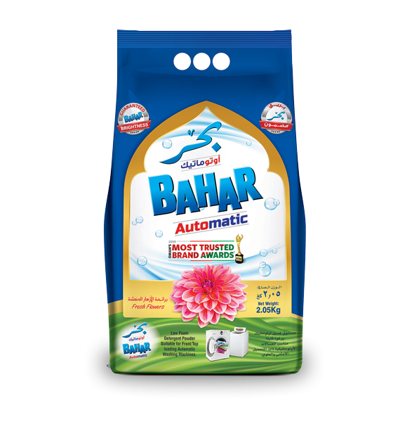 Bahar Detergent Fresh Flowers Automatic