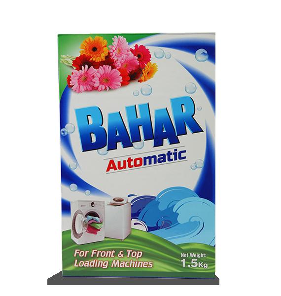 Bahar Automatic Detergent